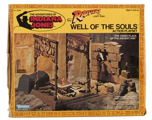 1 Kenner Indiana Jones Raiders Lost Ark Well of the Souls Playset
