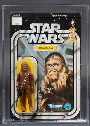 Chewbacca 12 Back Fron